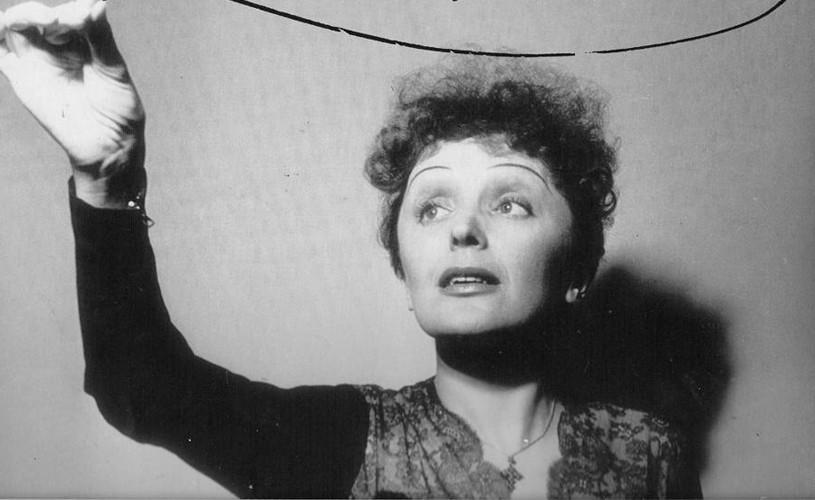"Edith Piaf: ""<strong>Strada</strong> a fost Conservatorul meu"""