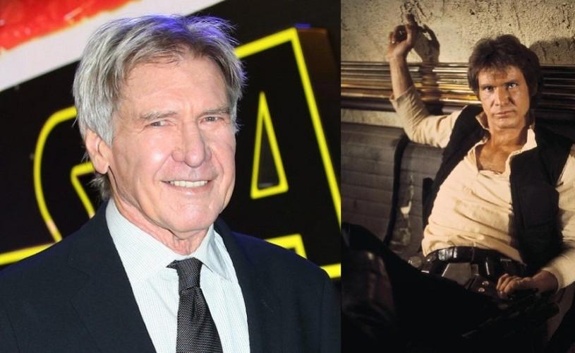 """Cât câştigă Harrison Ford pentru rolul din """"Star Wars: The Force Awakens"""""""