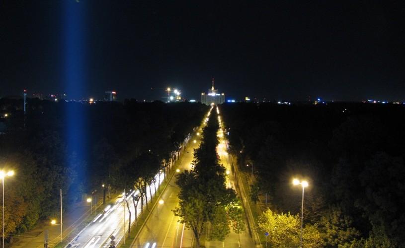 """Teatrul Ion Creanga """"îmbracă"""" Parcul Kiseleff în haine de sărbătoare"""