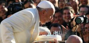 Papa Francisc, 79 de ani. Tango pentru Papă