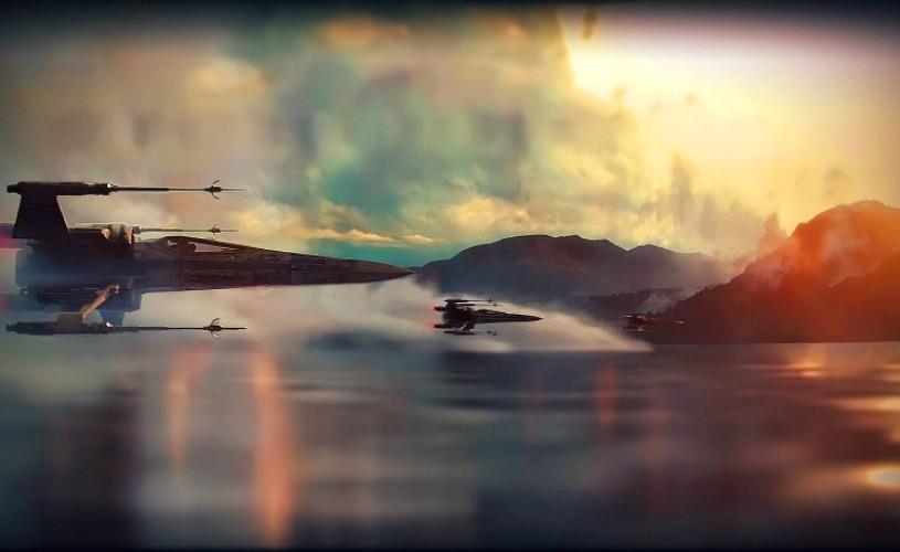 Star Wars VII: The Force Awakens a avut premiera mondială la Los Angeles