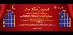 Eminescu: om, geniu și poet - Centrul Cultural Casa Artelor