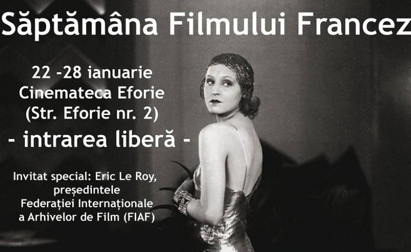 Săptămâna Filmului Francez: pelicule restaurate, intrare liberă