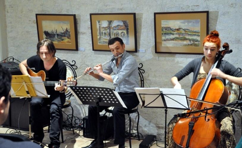 Călin Grigoriu Trio susţine Kilimanjaro Challenge printr-un concert în luna februarie