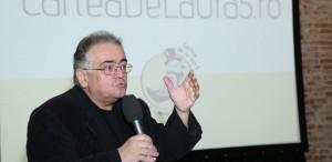 Dan C. Mihăilescu se întâlnește cu cititorii la showroom-ul eMAG din Crângași