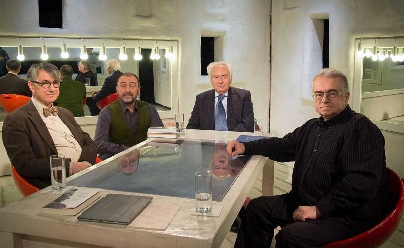 Dan C. Mihăilescu, Boia, Patapievici şi Marius Manole, de Ziua Culturii Naţionale, la TVR