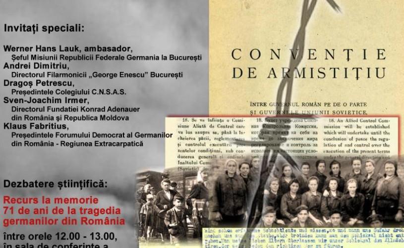 Cu faţa în spatele sârmei ghimpate… Deportarea etnicilor germani în URSS – o istorie documentară