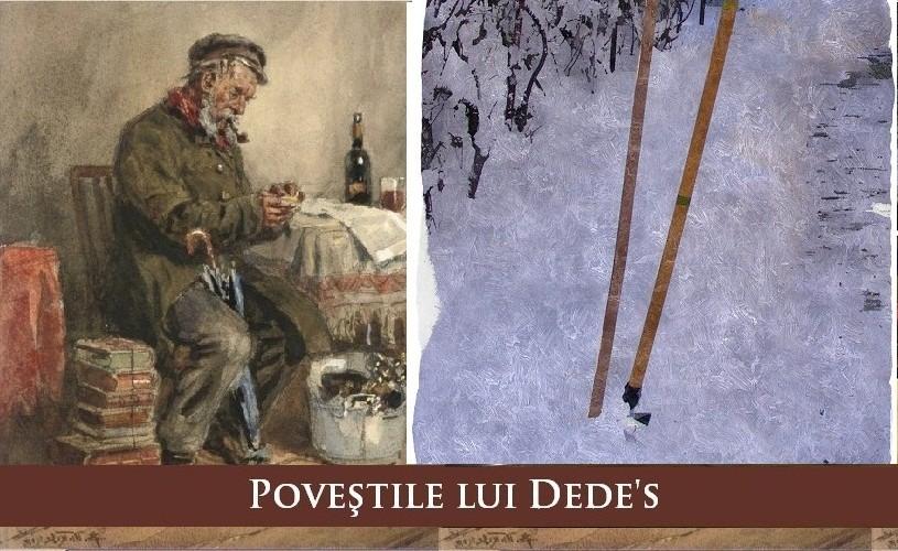 Lopeţi şi politeţe – Poveştile lui Dede's