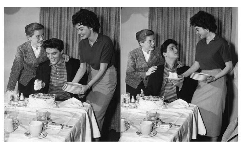 Elvis Presley, în 12 fotografii rare