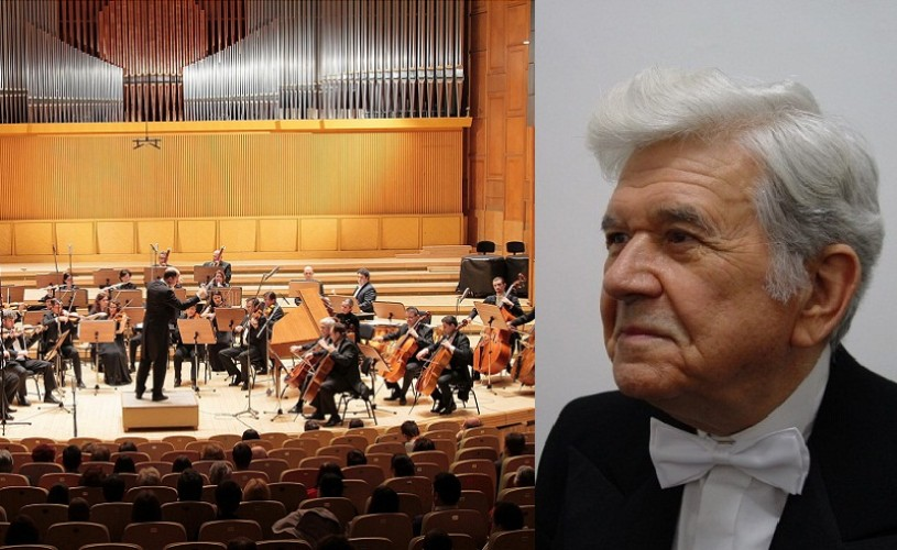 Ludovic Bacs, la Sala Radio – Concert In memoriam