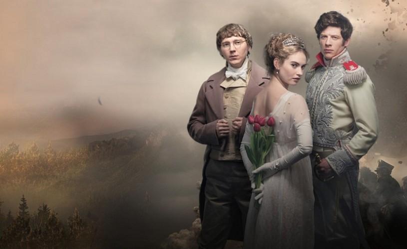 """Ruşii, dezgustaţi de noua ecranizare BBC a romanului """"Razboi si pace"""""""