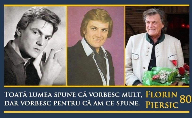 Florin Piersic, 80. La mulţi ani!