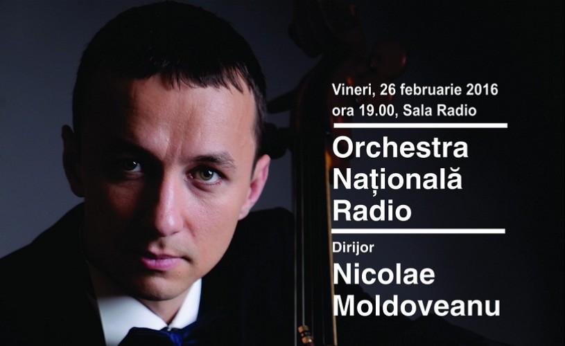 Razvan Suma, Lordul Byron, Schumann și Ceaikovski, la Sala Radio