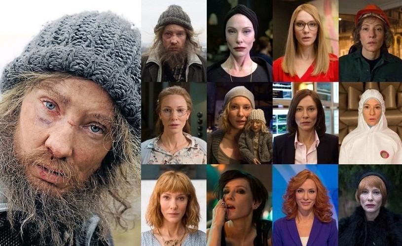 Mereu surprinzătoarea Cate Blanchett