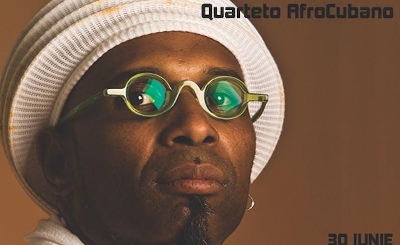 Omar Sosa Quarteto Afro Cubano la Jazz Night Out