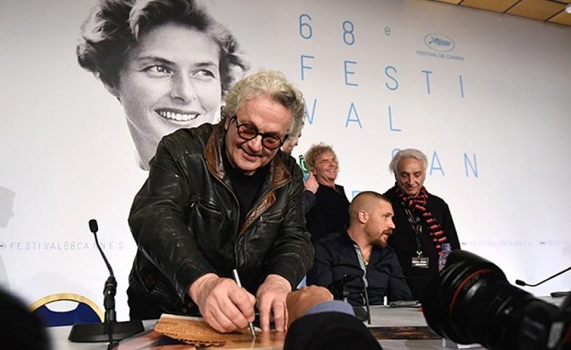 George Miller, preşedintele Festivalului de la Cannes 2016