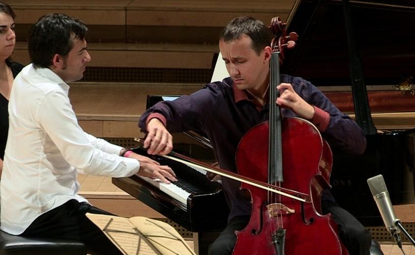 Seducatorul sud în turneul Seară spaniolă cu Răzvan Suma şi Josu Okiñena