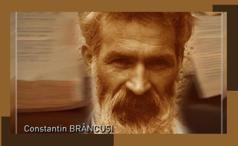 """""""Brâncuşi, sculptorul luminii"""", la TVR"""