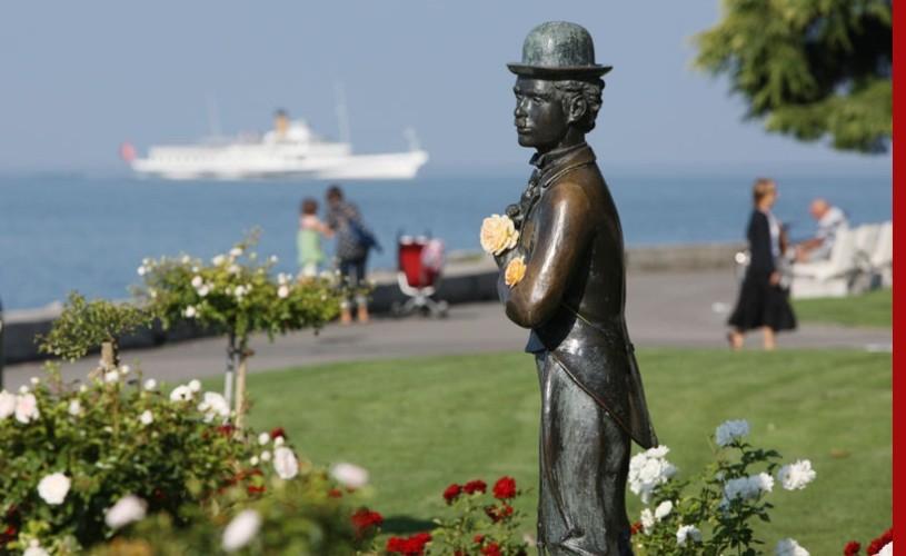 Charlie Chaplin va avea muzeu în Elveția