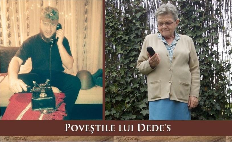 Poveştile lui Dede's – Tanti Geta