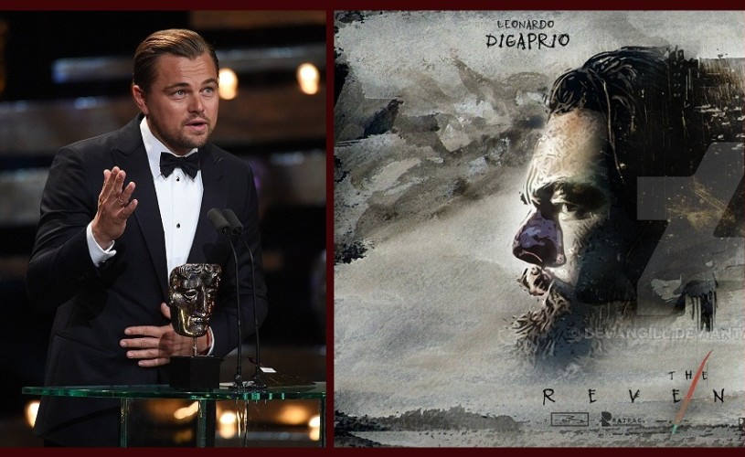 "BAFTA 2016: ""The Revenant"" – cel mai bun film, Leonardo DiCaprio  cel mai bun actor"