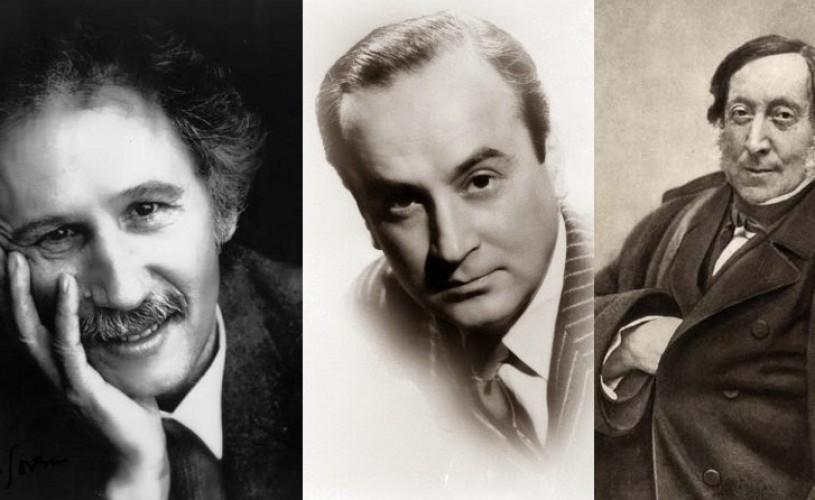 Sorescu, Negulesco, Gioacchino Rossini – 29 februarie