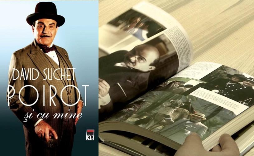 Poirot şi cu mine, la Editura RAO