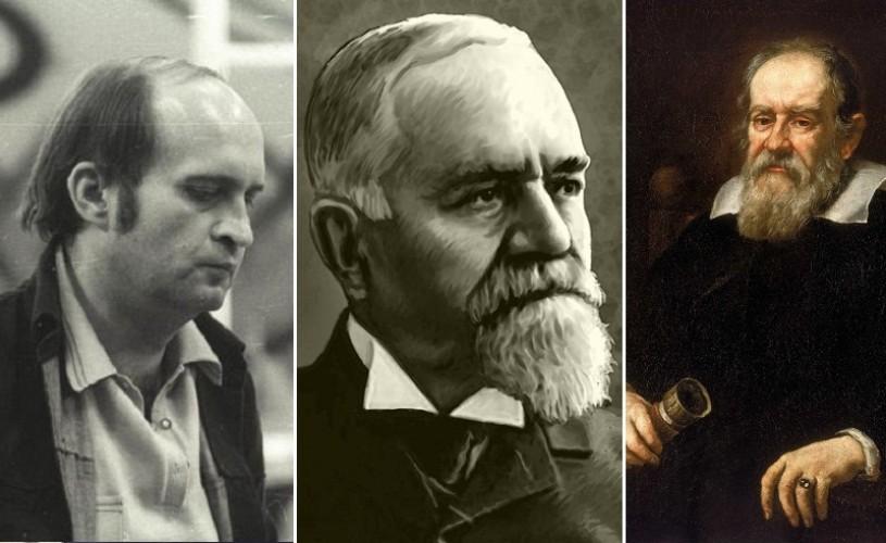 Bocăneţ, Maiorescu & Galileo Galilei
