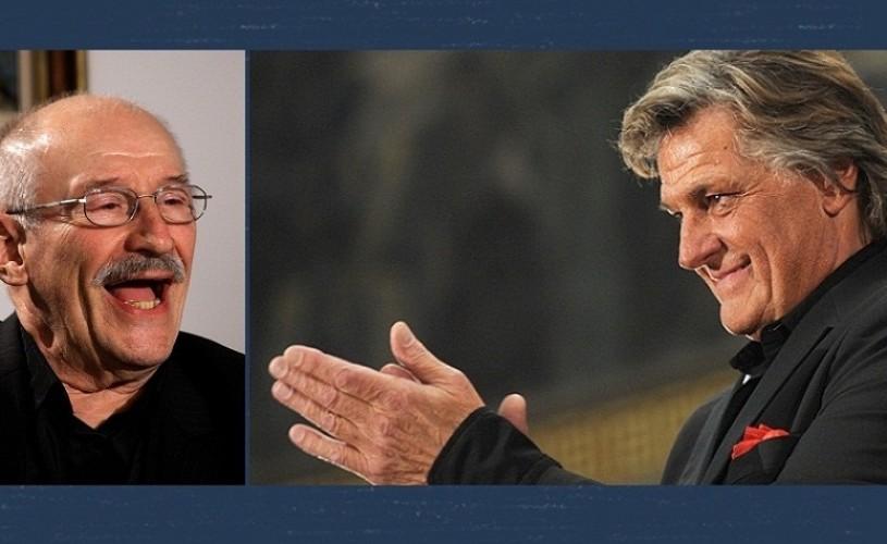 Rebengiuc şi Piersic, într-un extraordinar dialog aniversar