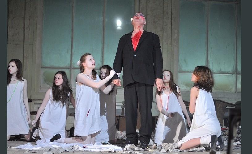 Faust-ul lui Purcărete își caută din nou Margareta