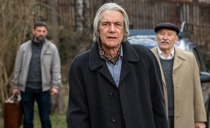 Marcel Iureș si Victor Rebengiuc, în lungmetrajul de debut al lui Serge Ioan Celebidachi