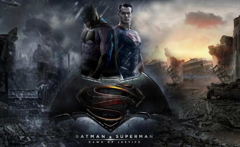 Batman vs Superman, din 25 martie în cinematografe