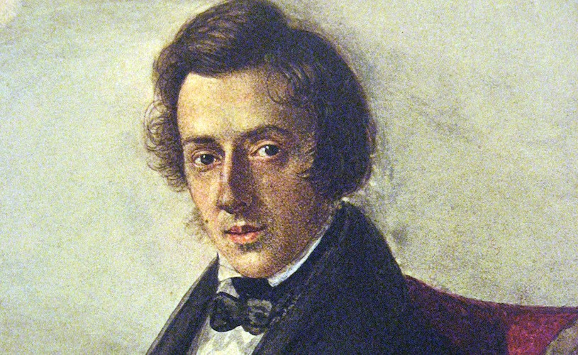 Iubirile lui Frédéric François <strong>Chopin</strong>