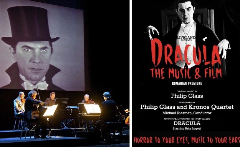 Philip Glass, în premieră în România, la Castelul Bran și la București