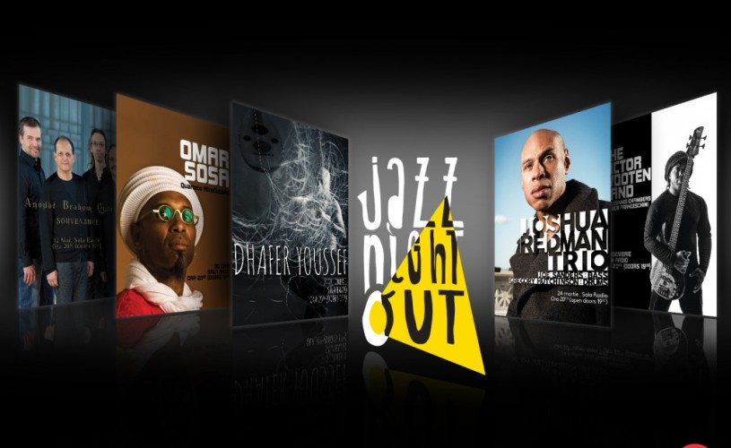 Jazz Night Out 2016