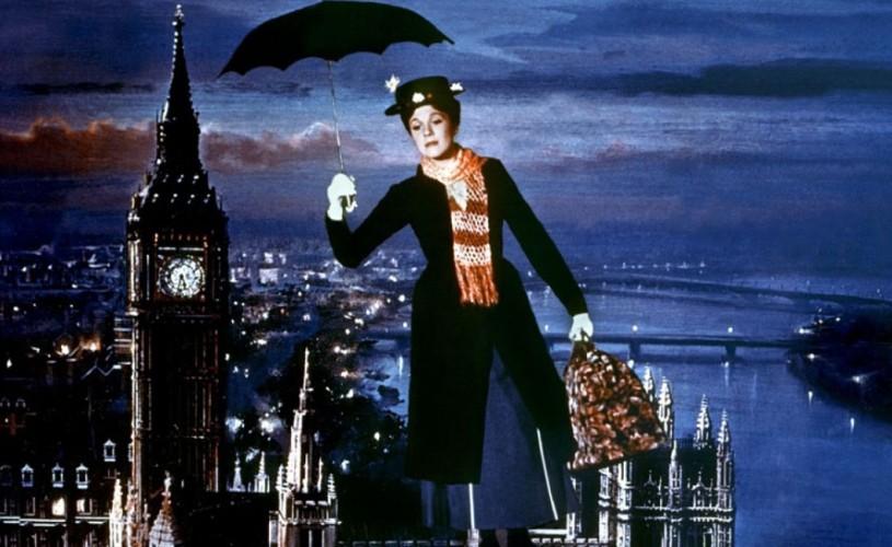 Mary Poppins se întoarce pe rafturi