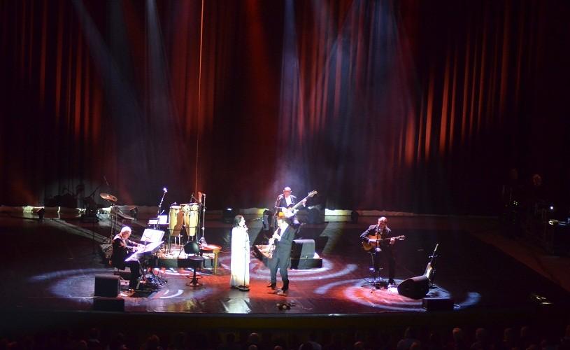 Nana Mouskouri, emoție sinceră și trăire autentică