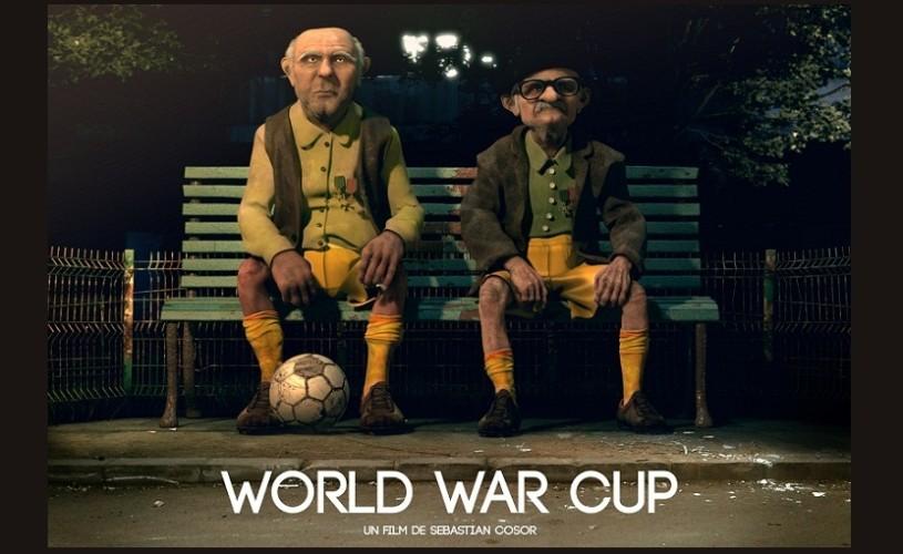 World War Cup, o poveste despre război şi fotbal