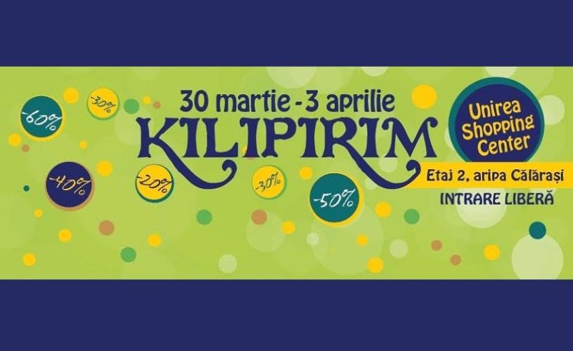 KILIPIRIM, ediţia de primăvară. 30 martie – 3 aprilie