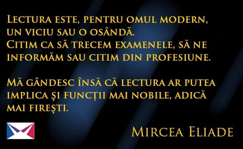 Mircea Eliade, în douăsprezece gânduri călătoare