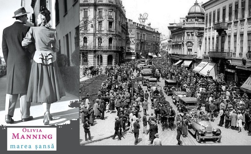 O poveste de dragoste din Bucureștiul interbelic