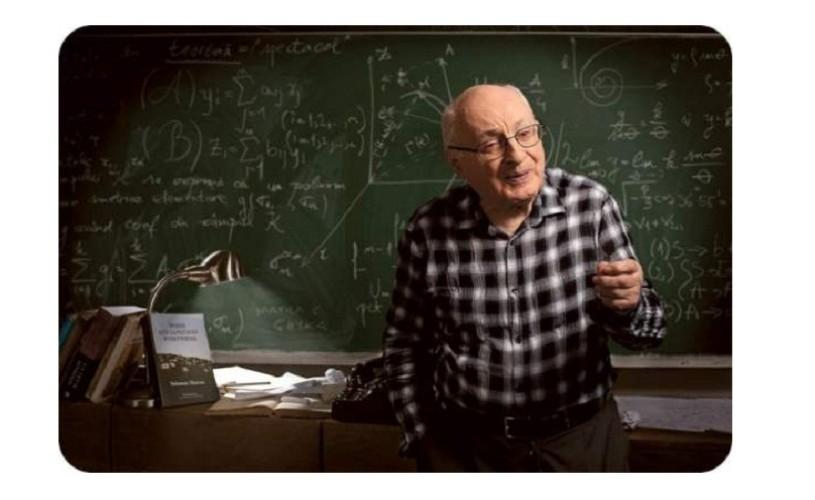 A murit academicianul Solomon Marcus