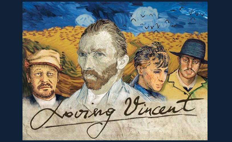 Documentar despre van Gogh, pictat în totalitate