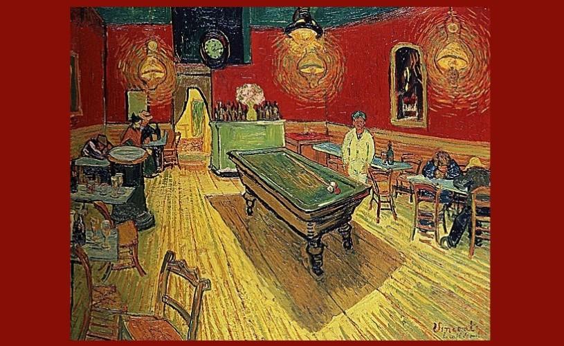 Le Cafe de nuit, tabloul lui Van Gogh confiscat de bolșevici, rămâne în SUA