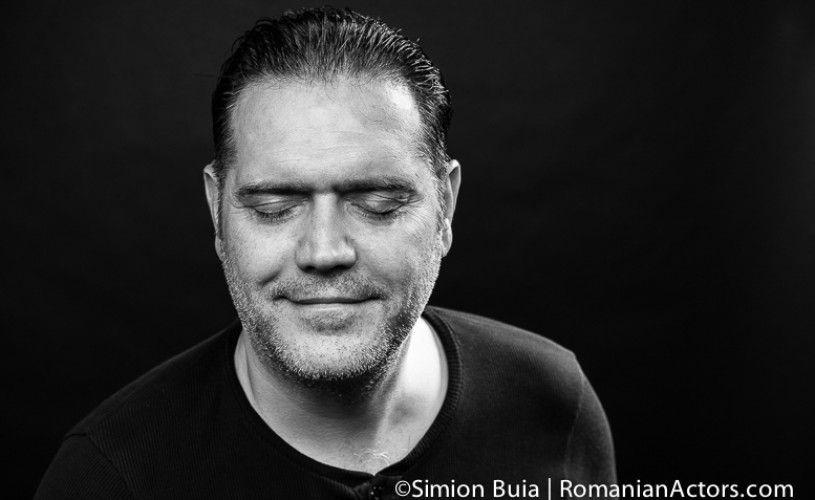 "Gheorghe Ifrim: ""E un <strong>har</strong> de la Dumnezeu să fii actor"""