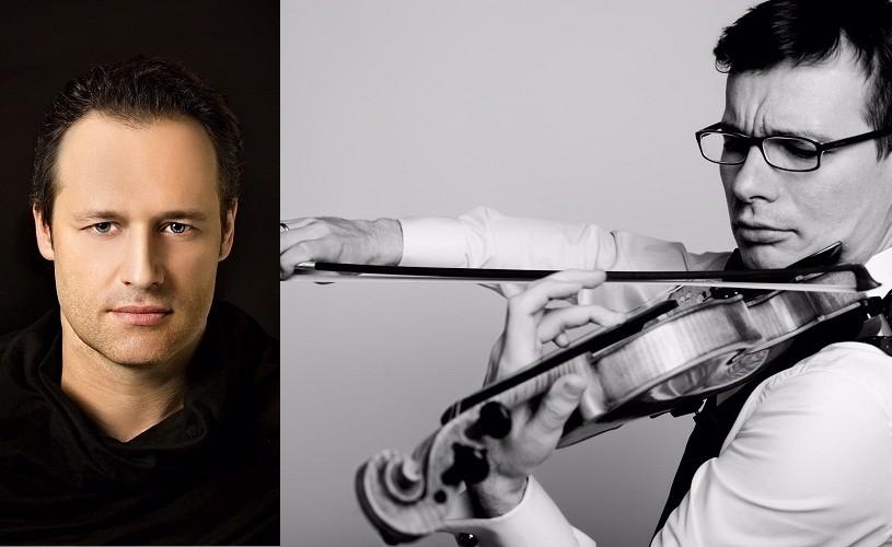 Concert Mozart/Brahms sub bagheta dirijorului vienez Sascha Goetzel