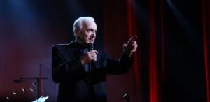 Charles Aznavour, în această seară, la Sala Palatului