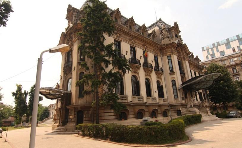 Palatul Cantacuzino. De la lux la termopan