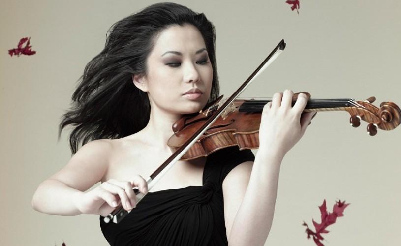 Sarah Chang, în concert la Bucureşti şi Cluj-Napoca