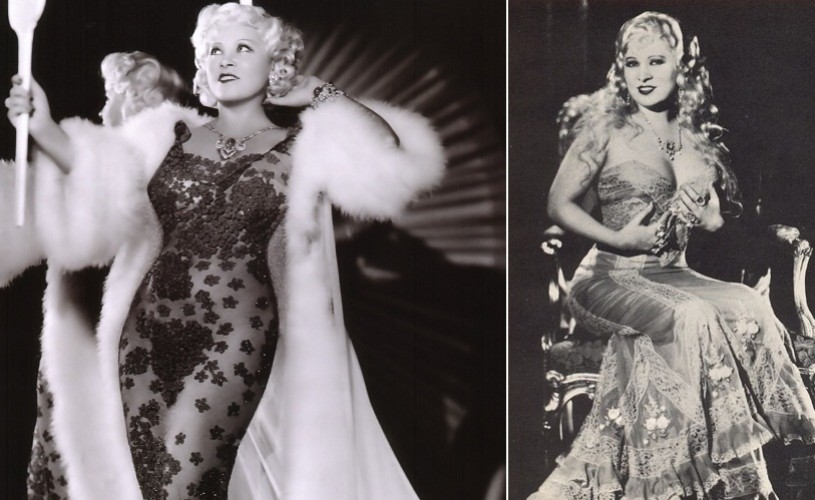 Mae West, femeia care iubea bărbaţii